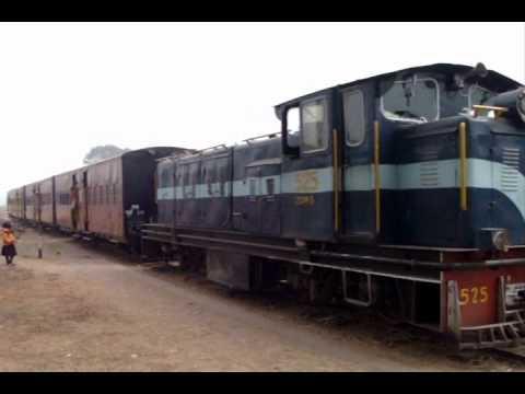 BARDDHAMAN - KATWA NARROW GAUGE TRAIN PART-1