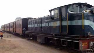 BARDDHAMAN - KATWA NARROW GAUGE TRAIN PART-1