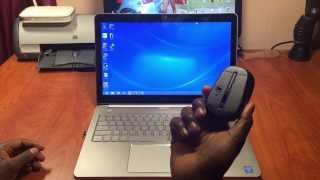 Unboxing And Overview - Sculpt Mobile Wireless Mouse From Microsoft