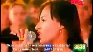 Alena Vysotskaya 'Vizhu tebya'  MUZ TV 240