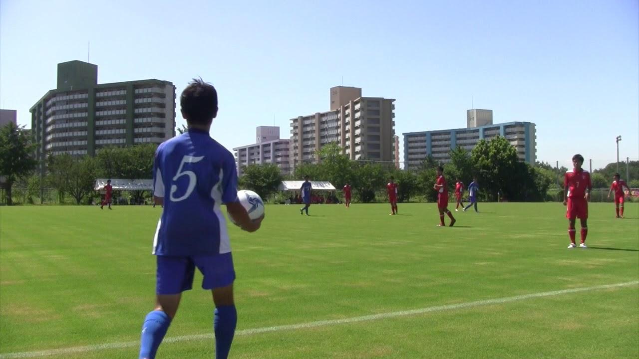 平成30年度サッカー九州高専大会二回戦高専八代対鹿児島高専0 6