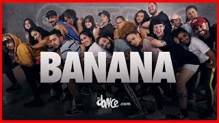 Baixar Banana - Anitta With Becky G | FitDance SWAG (Official Choreography)