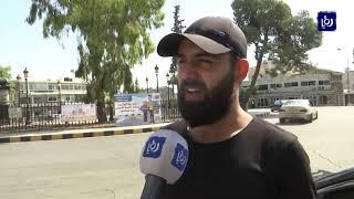الاعتداء على شاشات انتظار باص عمان يثير الاستياء  - (19-10-2019)
