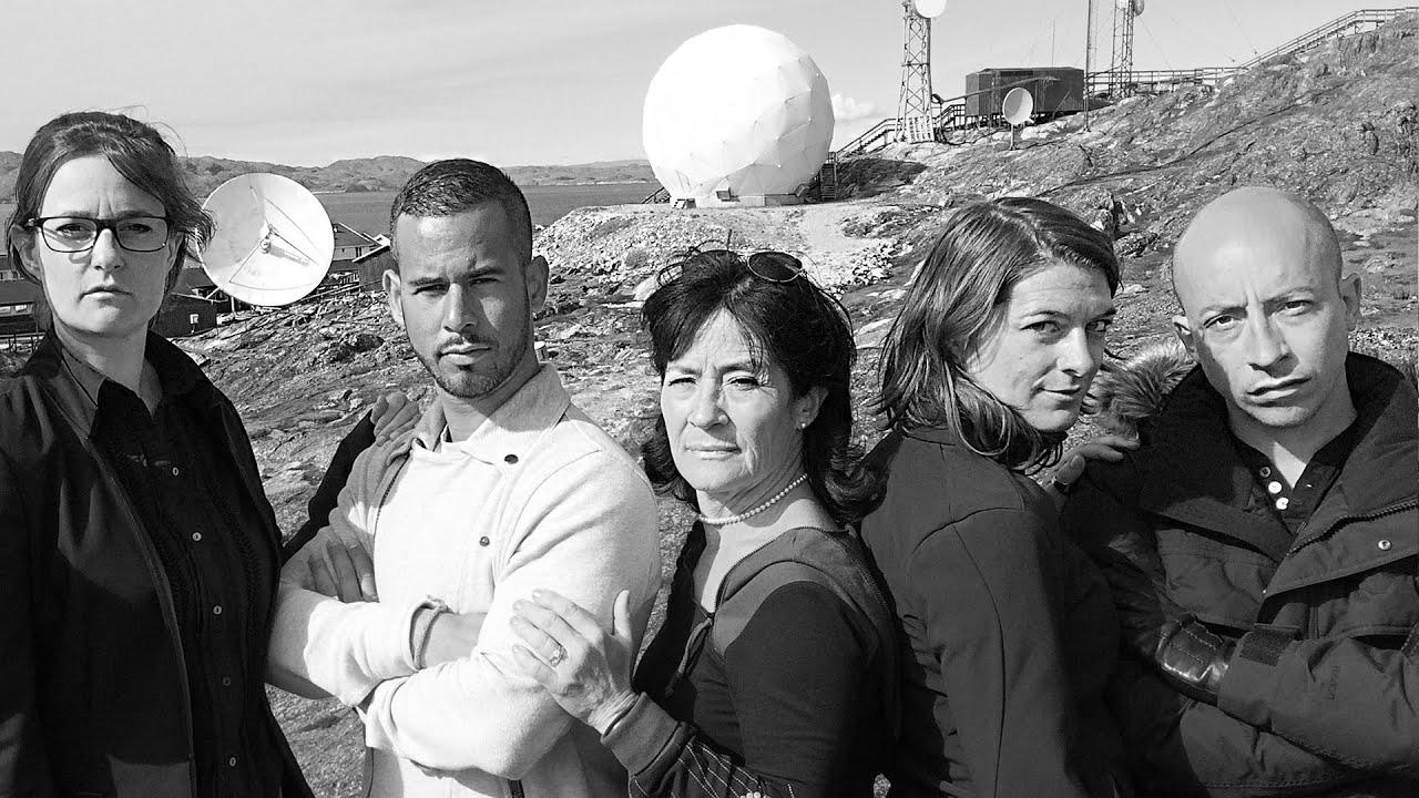 PERMAFROST - film complet en français (thriller, suspense, policier)