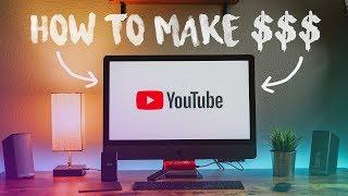 Video 5 Ways to Make MONEY on YOUTUBE! download MP3, 3GP, MP4, WEBM, AVI, FLV Juli 2018