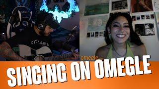Mr. Brightside - Singing on Omegle!