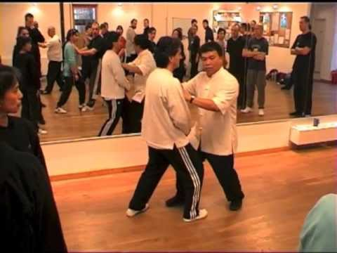 Tai Chi Push Hands Workshop with Lau Kung King