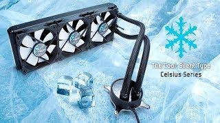 Fractal Design Celsius S36 - Обзор СВО