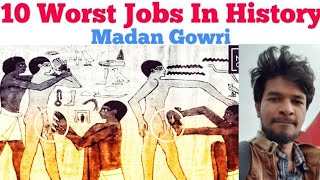 10 WORST JOBS! 🤮 | Tamil | Madan Gowri | MG