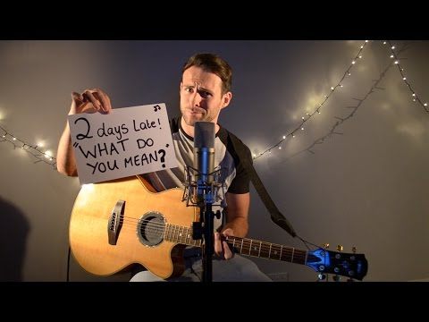 Justin Bieber - What Do You Mean? (cover)