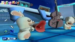 Rayman Raving Rabbids TV Party | Episode 2 Wii | ZigZag Kids HD