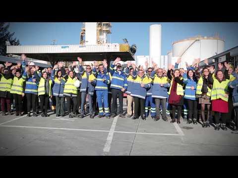 Linde Gas Turkey -2 million cylinders filled / Linde Gaz Türkiye – 2 Milyon Tüp Dolumu