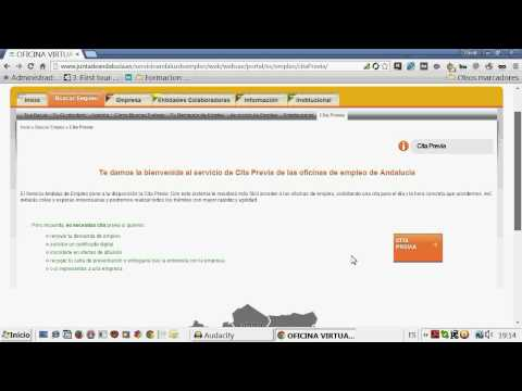 Información sobre CITAS EN SEPE actualmente (Durante la Pandemia) from YouTube · Duration:  6 minutes 35 seconds