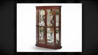 Antique Curio Cabinets - CurioCabinetSpot.Com - Call 888-752-8746