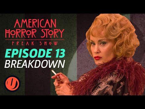 AHS: Freak Show - Episode 13