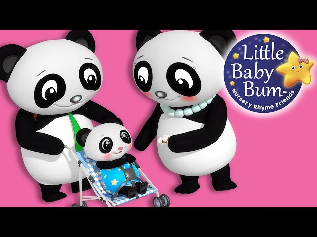 Little Baby Bum | Bye, Baby Bunting | Nursery Rhymes for Babies | Songs for Kids