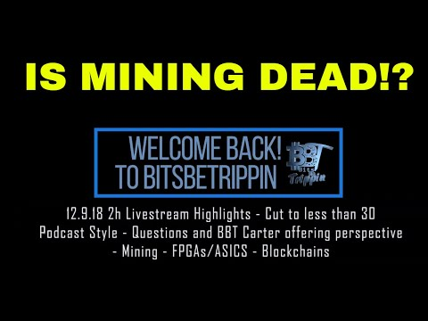 Is Mining Dead? What Is The Real Problem With FPGAs And ASICs In Crypto?