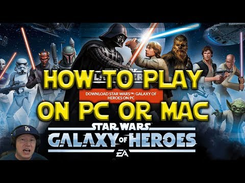 How To Play Galaxy Of Heroes On PC And Mac - SHIPS Hard 5-C