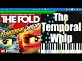 Lego ninjago the temporal whip by the fold synthesia piano tutorial mp3