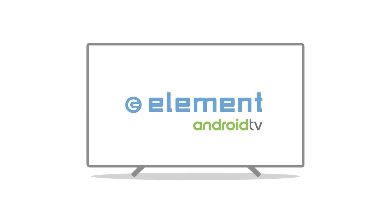 Element Android TV with Built-in Google Assistant
