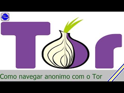 Como Navegar Anonimo Com O Tor.