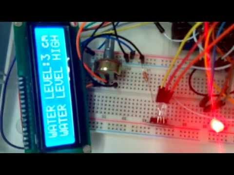 Water Quality Monitoring and  Notification System using Arduino Based GSM System.