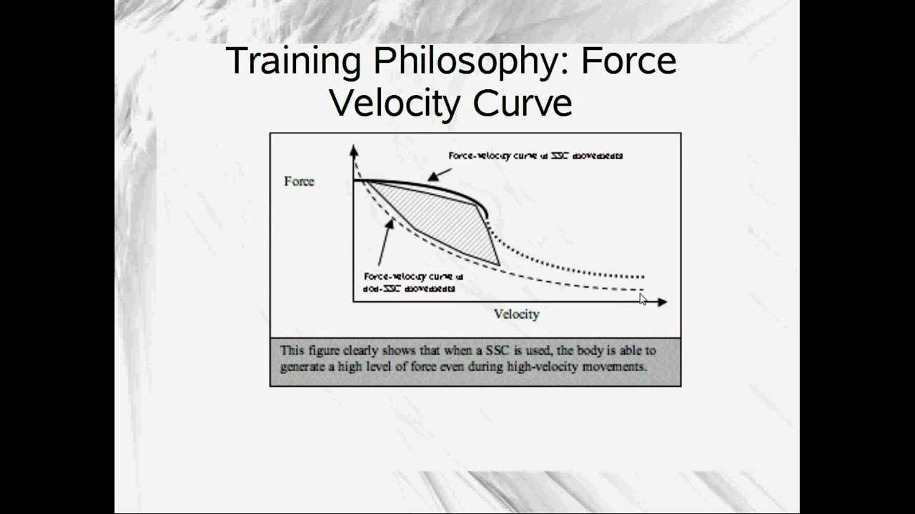 force velocity relationship wikihow