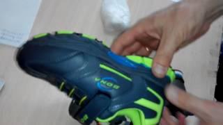 Видео обзор крос Бона детских кожаных серого цвета