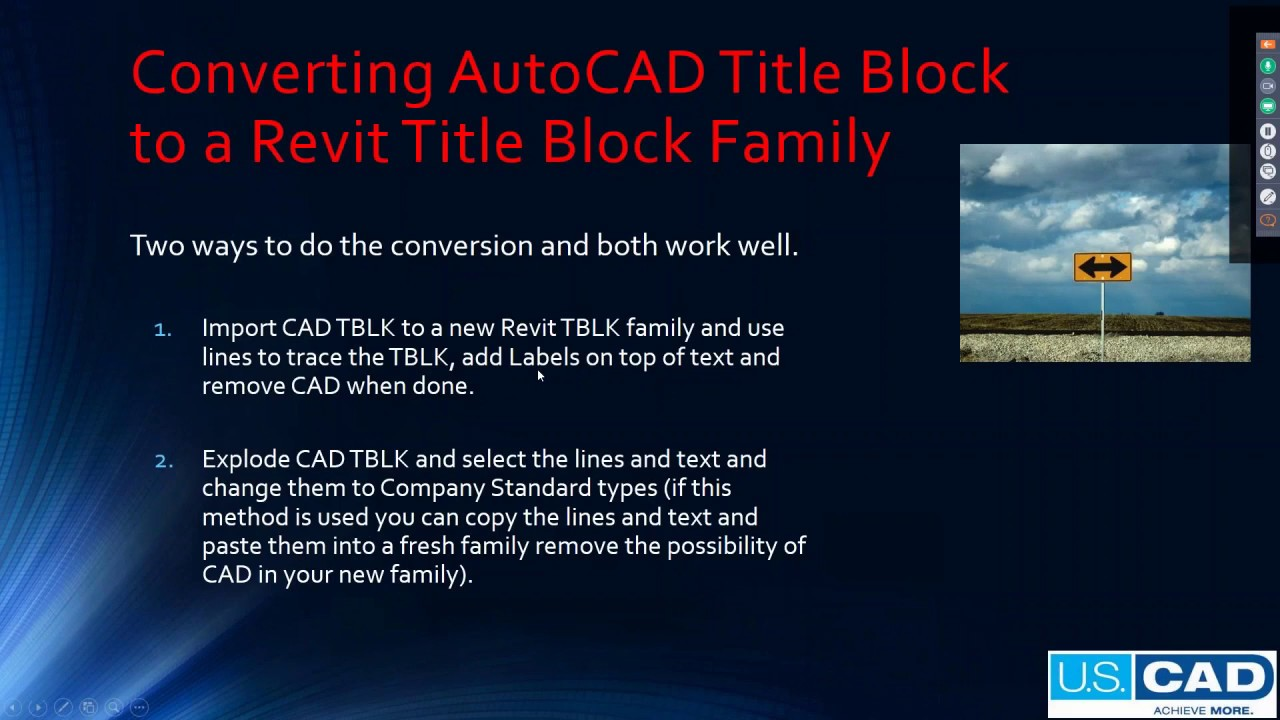 Master Revit Title Blocks with 4 Expert Tips | U S  CAD