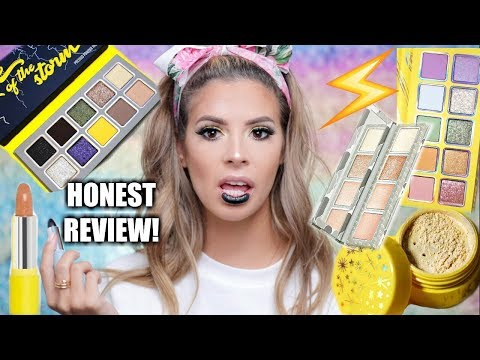 KYLIE COSMETICS WEATHER COLLECTION   HIT OR MISS??? & TUTORIAL