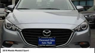 2018 Mazda Mazda3 Thousand Oaks CA M9044
