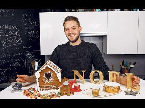 Great British Bake Off Winner S Christmas Gingerbread House