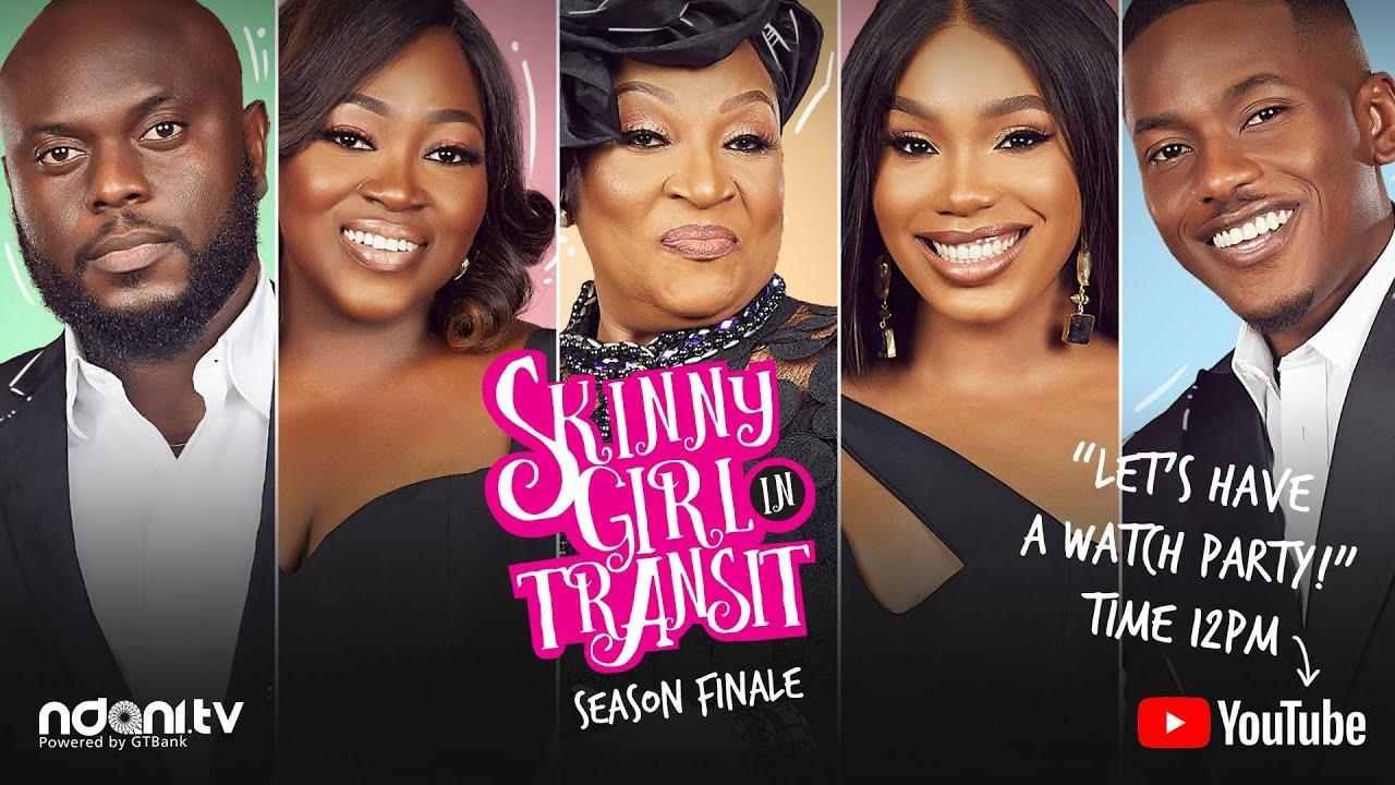 Download Skinny Girl in Transit S6E12 - Season Finale
