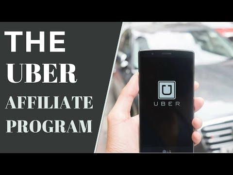 The Uber Affiliate Program: Monetizing Ride-Sharing