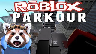 ROBLOX PARKOUR-are the BEST!