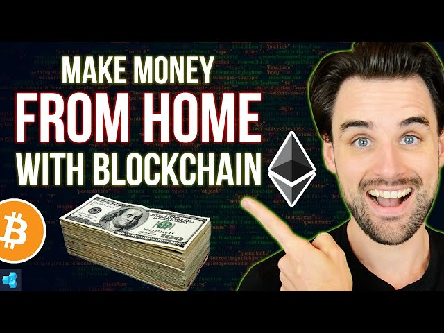 How to become a HIGHLY PAID blockchain developer FAST!