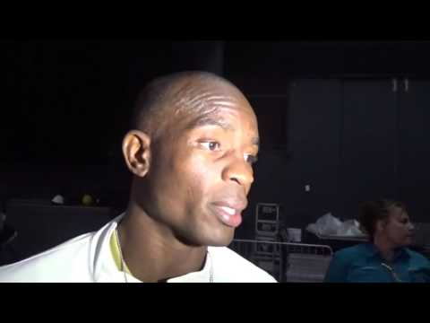 Julius Indongo: How Will You Beat Terence Crawford?? | Crawford vs Indongo