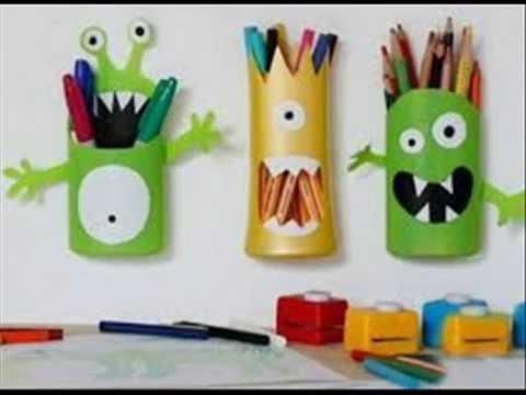 Reciclaje para chicos como reciclar botellas de plastico - Reciclar cosas para el hogar ...