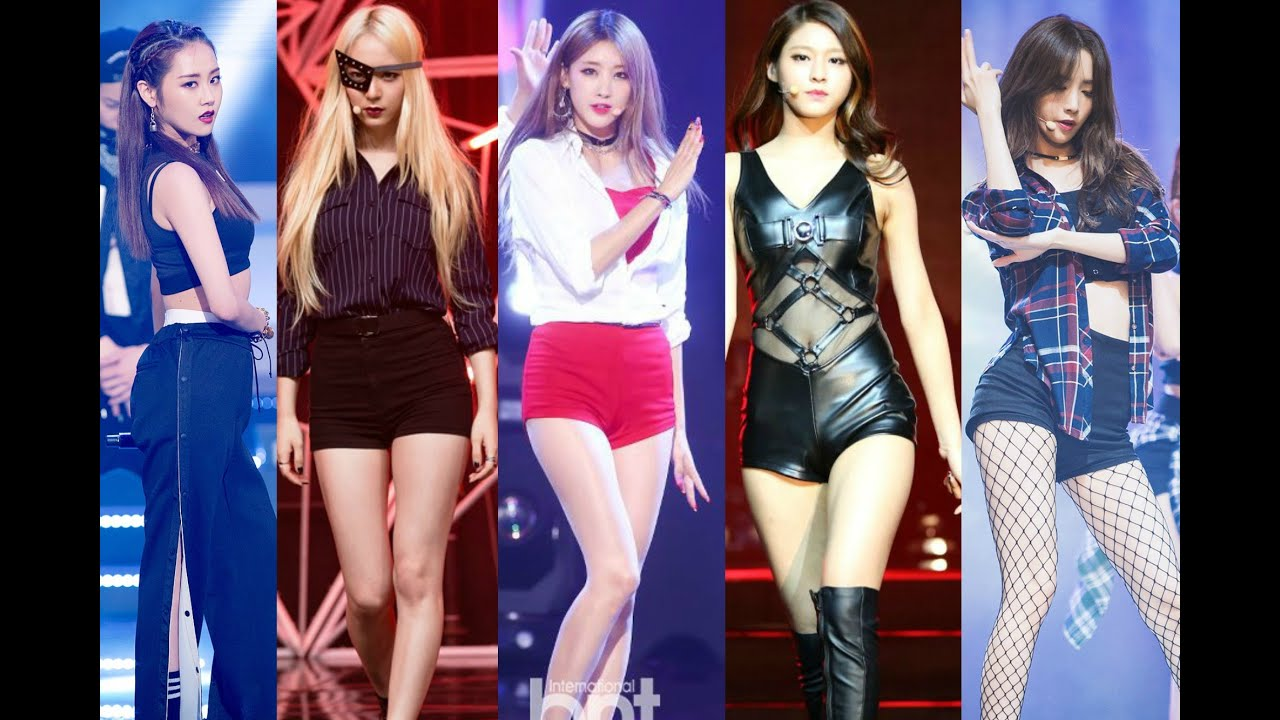 [ Top 16 ] Best Female Stage Outfits - YouTube