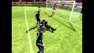 FIFA 12 kissing +18   YouTube