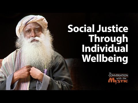 Social Justice Through Individual Wellbeing - Mr. Pravin Gordhan In Conversation with Sadhguru