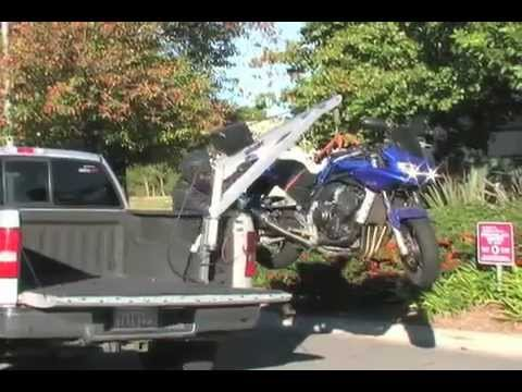 How To Get A Motorcycle Into A Truck Bed