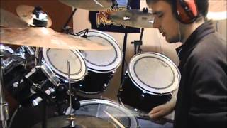 Iron Maiden - Ghost Of The Navigator Drum Cover