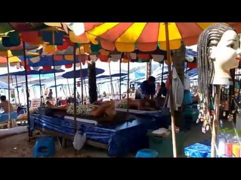 Kamala beach and Village – Phuket – Thailand