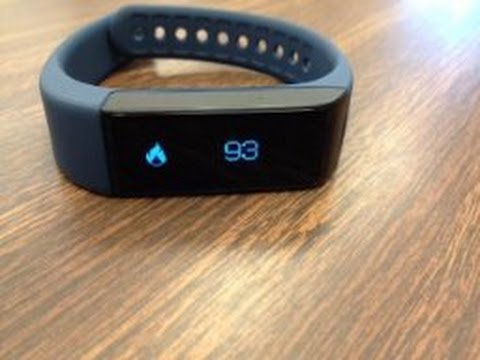 Smart Wristband Bluetooth 4.0 with Fitness Monitor