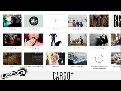 Cargo Collective: A stunning web publisher for eye-popping content