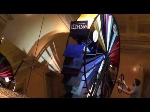 Alcantara Technology of Dreams at the Royal Palace in Milan