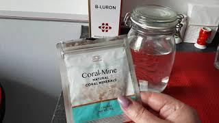 Как правильно готовить воду с Корал Майн - Coral Mine