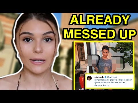 OLIVIA JADE LEARNED NOTHING FROM HER SCANDAL thumbnail