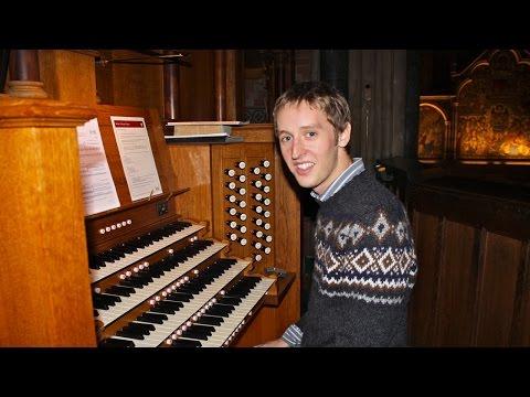 Alfred Schnittke: Two Pieces for Organ (Zwei kleine Stücke für Orgel, 1980)